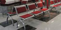 Скамья Транзит (в залы ожидания) с накладкой