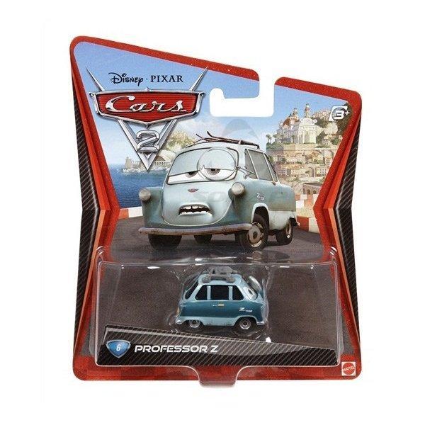 Cars / Тачки Металлическая модель Профессор Цундапп