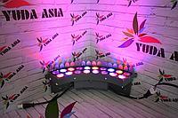Светодиодный светильник для освещения деревьев 18Вт RGB