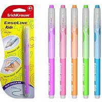 Ручка шариковая Ultra Glide ErgoLine Kids в блистере