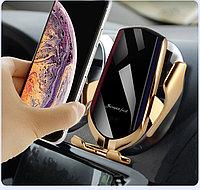 Беспроводная зарядка зарядное устройство держатель для смартфона в автомобиле машины