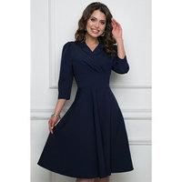 Платье 'Лоретта дарк блу', размер 50