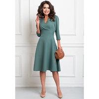 Платье 'Сицилия верде', размер 56