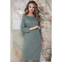 Платье 'Тьерри грин', размер 46