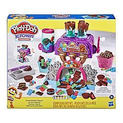 """Hasbro Play-Doh """"Кухня"""" Игровой набор """"Конфетная фабрика"""", Плей-До"""