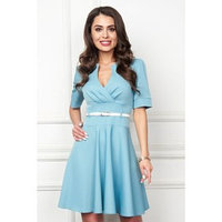 Платье 'Адельфия' цвет бирюзовый, размер 46