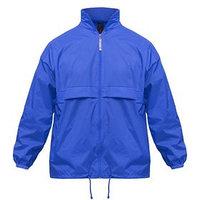 Ветровка мужская Sirocco, размер M, цвет ярко-синий