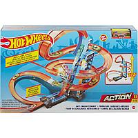 """Hot Wheels Набор """"ACTION: Падение с башни"""", Хот Вилс"""