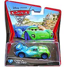 Cars / Тачки Металлическая модель Карло Гоньяло №8