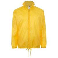 Ветровка унисекс SHIFT, размер M, цвет жёлтый