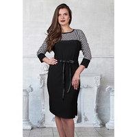 Платье 'Ребека гусиная лапка' размер 48