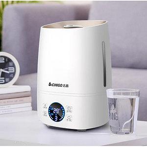Ультразвуковой увлажнитель воздуха 4л с Гигрометром, термометром и Аромадиффузор