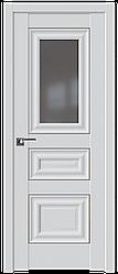 Дверь межкомнатная 26U Серебро