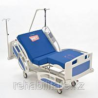 Реанимационная пяти-функциональная кровать с приводами DeWert (Германия) с аккумулятором и CPR TATRA LIGHT II