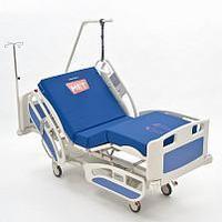Реанимационная пяти-функциональная кровать с приводами DeWert (Германия) с аккумулятором и CPR TATRA LIGHT II, фото 1