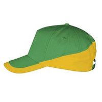 Бейсболка Booster, цвет зелёный