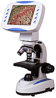 Микроскоп цифровой Levenhuk D80L LCD, монокулярный, фото 1