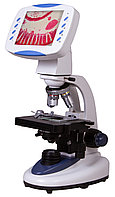 Микроскоп цифровой Levenhuk D90L LCD, монокулярный, фото 1