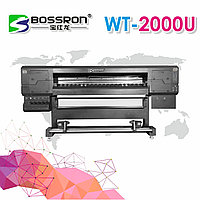 Широкоформатный рулонный уф принтер WT-2000U, фото 1