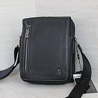 Мужская бизнес сумка, барсетка HT leather
