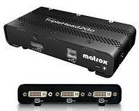 Коммутатор видеосигнала Matrox T2G-DP3D-IF