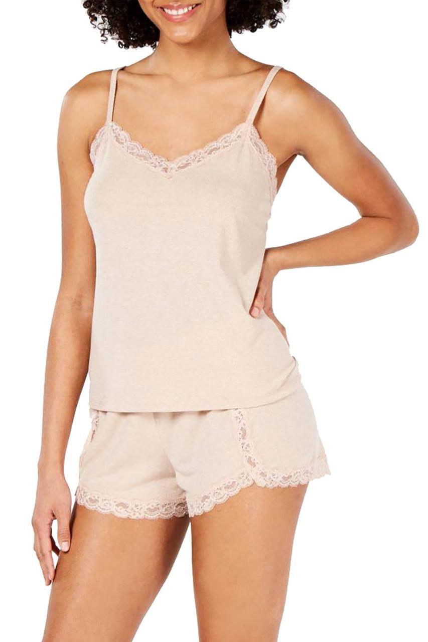 Inc International Concepts Женская пижама топ и шорты 2000000372471