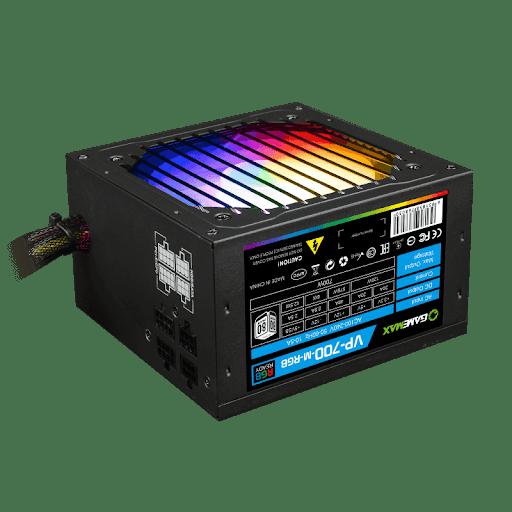 Блок питания ПК  700W GameMax VP-700-RGB-M