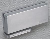 Фитинг нижний с доводчиком,максимальный вес двери от 80- 100 кг,Цвет матовый нержавеющая сталь,SS304