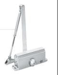 Дверной доводчик 40-65 кг,усилие 2-3,цвет серый.морозостойкие -35*С