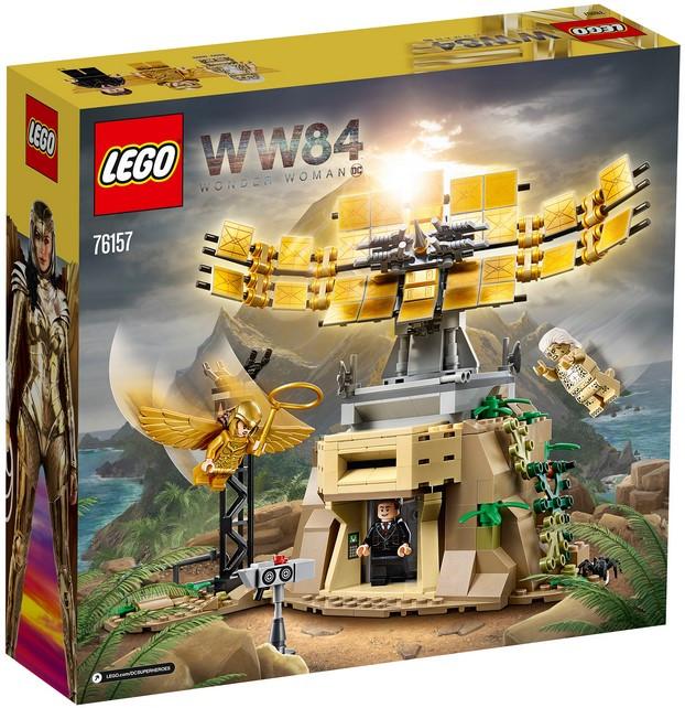 76157 Lego Super Heroes Чудо-женщина против Гепарды , Лего Супергерои DC