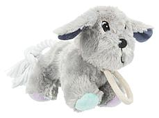 Игрушка Trixie Junior собачка плюшевая, со звуком, латекс - 24 см
