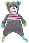 Игрушка Trixie Junior плюшевый медведь для щенков и собак - 28 см