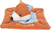 Игровой коврик Trixie Junior для котят, с лисичкой, с мататаби - 13 × 13 cm