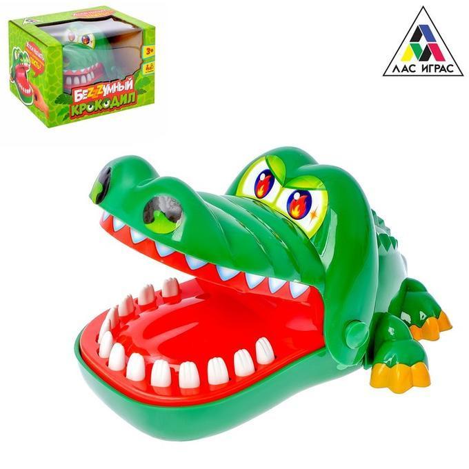 Настольная игра Безумный крокодил - фото 2