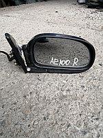 Зеркало правое Toyota Corolla 1995.