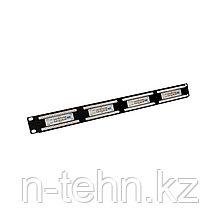 Yushicep YS-2024A 19-дюймовая 24-портовая оптическая патч панель, фикс.