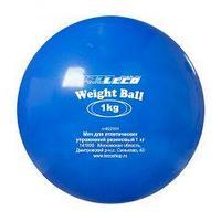 Мяч медицинбол (Вейтбол) 1 кг Россия, фото 1