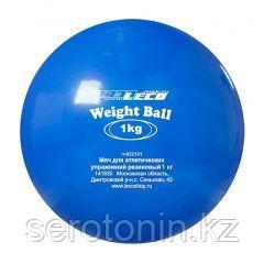 Мяч медицинбол (Вейтбол) 2 кг Россия