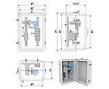 Термошкафы стеклопластиковые РизурБокс-С (RizurBox-C) «Мульти», фото 3
