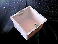 Подрозетник квадратный монтажная коробка стандарта 86*86