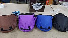 Рюкзак-кенгуру для переноски детей, цвет черный, фото 3