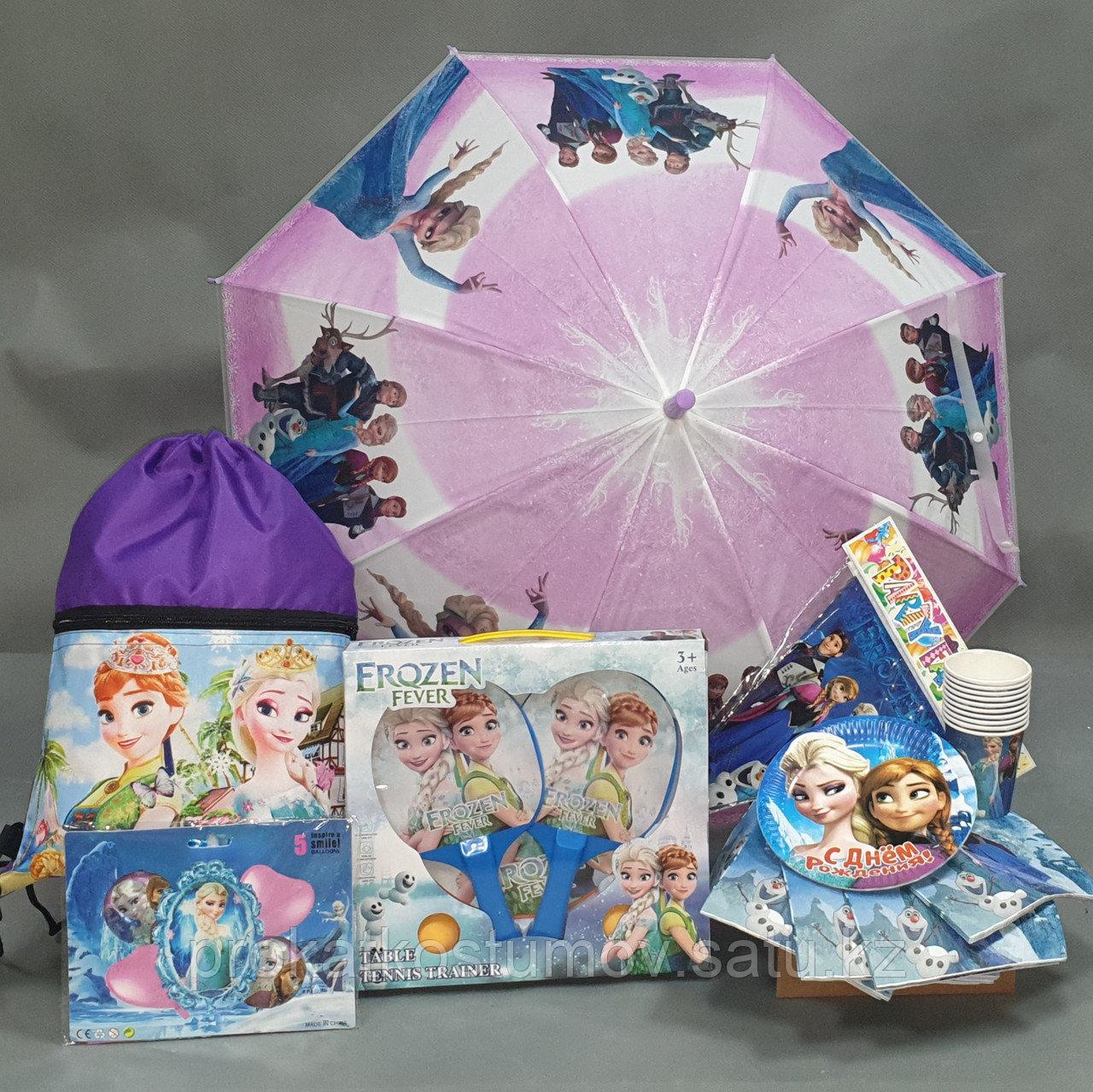 """Подарочный набор """"Frozen 01"""" (№014) - фото 1"""