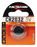 Батарейки CR 2032 ANSMANN 3V