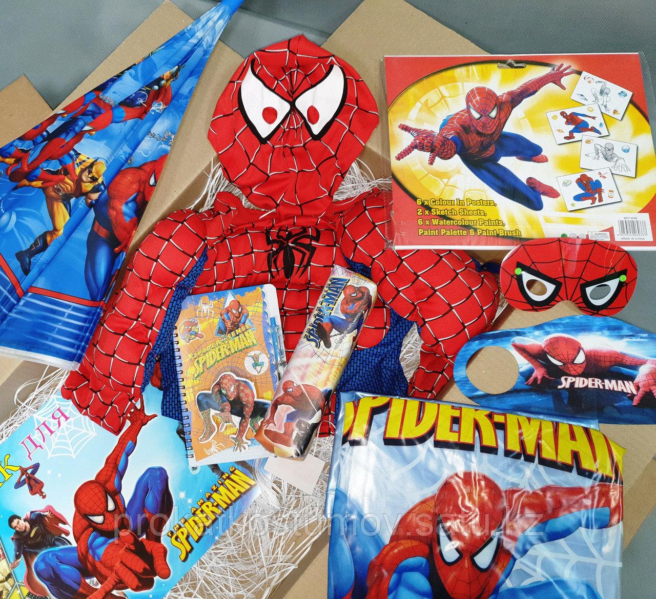 """Подарочный набор """"Spider-Man 05"""" (№048)"""
