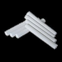 Мел белый 100шт Ecolier 8011