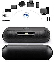 Беспроводная портативная Bluetooth колонка + MP3 + FM + PowerBank, Soloda S812