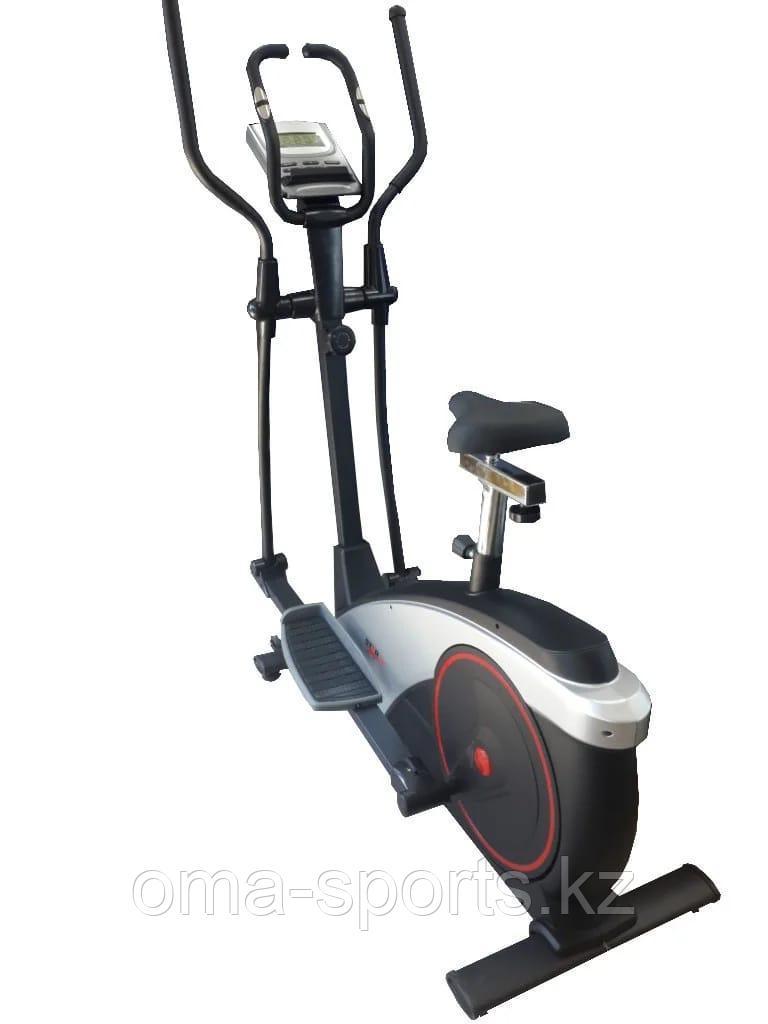 Магнитный элиптический тренажер с сиденьем K-Power K8718НА до 130 кг