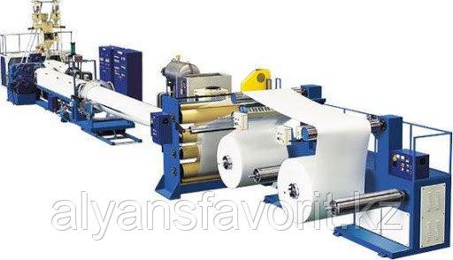 Линия для производства листов из вспененного полистирола SFBZ-150/135