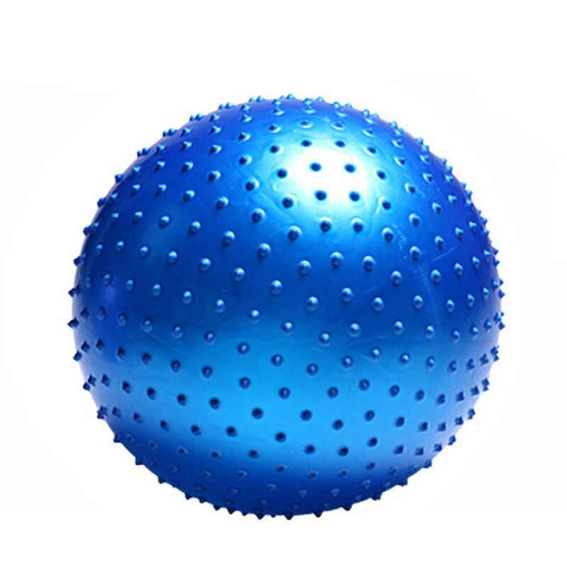 Мяч гимнастический Ежик 75 см - фото 2
