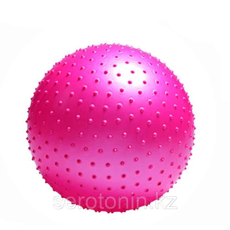 Мяч гимнастический Ежик 75 см - фото 3